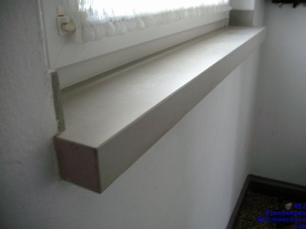 sichtbetonm bel von fj kieskemper betonstein. Black Bedroom Furniture Sets. Home Design Ideas